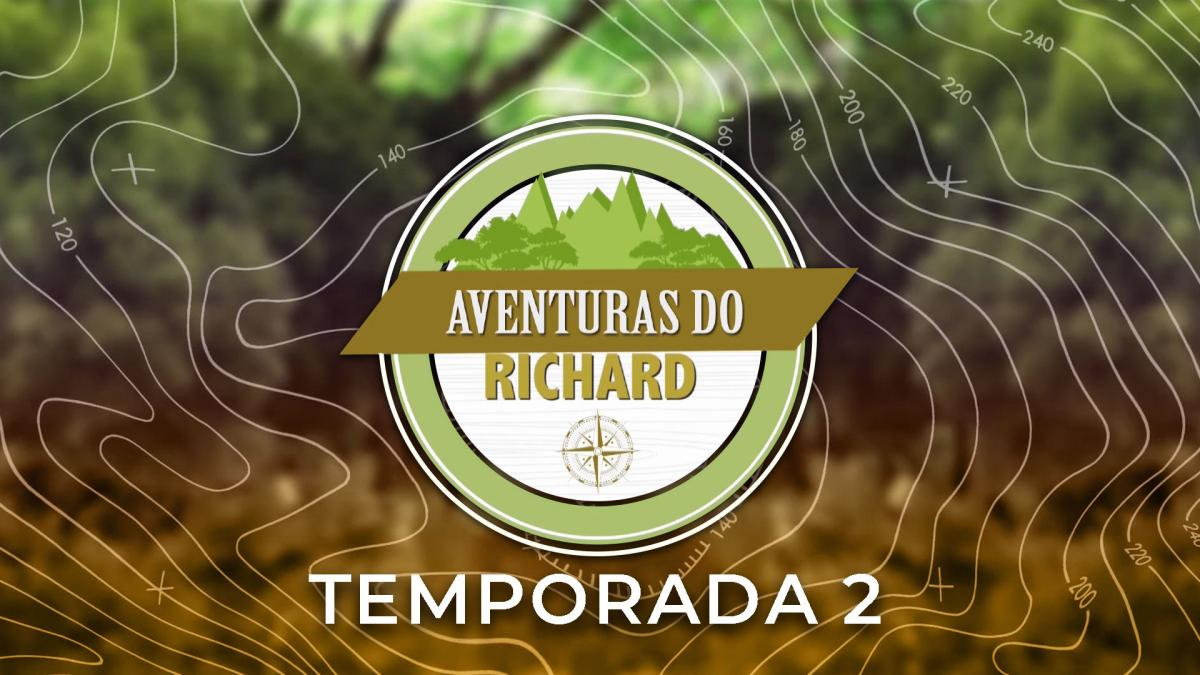 10:30:00 - Aventuras do Richard